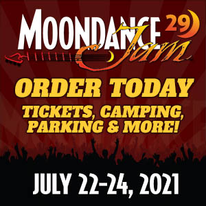 Moondance Jam Tickets, Camping & More!